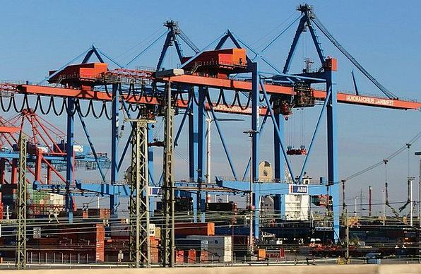 Port Harbor Hoists Crane Systems Cranes Loads Lots