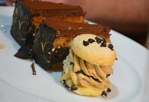 Cake Bar Pudding Rest Break Dessert