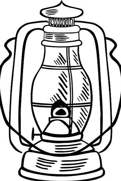 Lantern Lamp Kerosene Lantern Oil Lamp Kerosene La