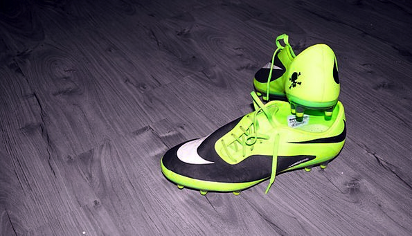 Nike Shoes Hypervenom Football Ball Sport Color Gr