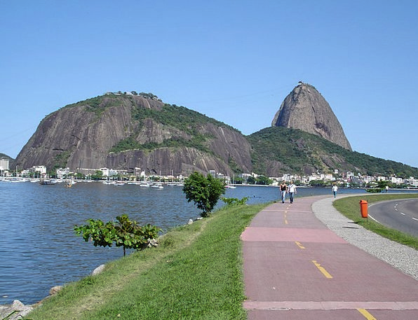 Sugar Loaf Pão De Açúcar Rio De Janeiro Botafogo B