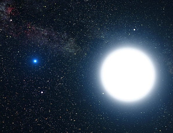 Star Interstellar White Dwarf Sun Star System Cons
