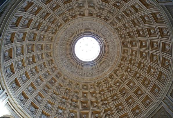 The Vault Church Ecclesiastical Rome The Basilica