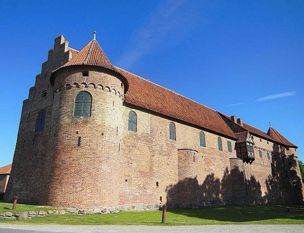 Castle Fortress Buildings Feudal Architecture Cult