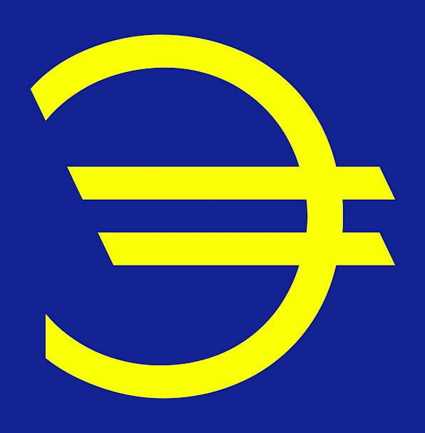 Euro Finance Business European Union Currency Exch