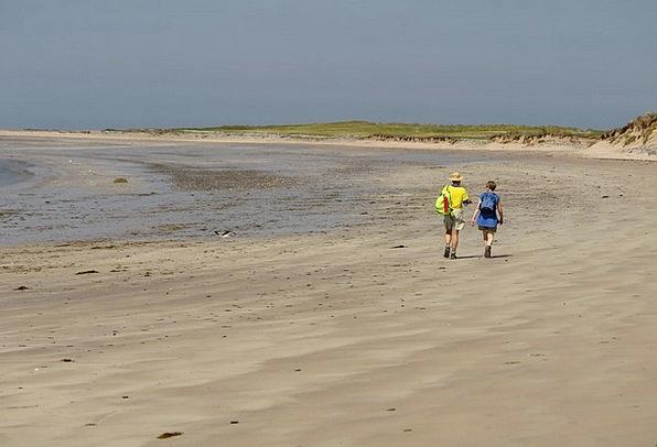 Nature Countryside Landscapes Seashore Nature Walk
