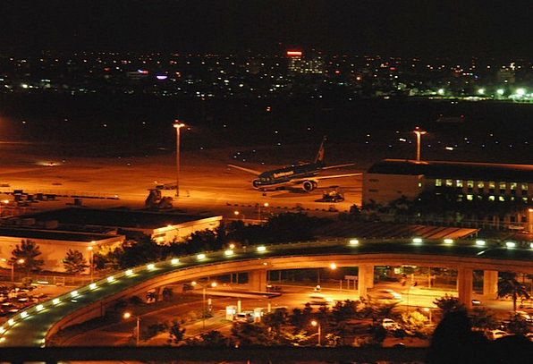 Airport Airfield Buildings Architecture Saigon Vie