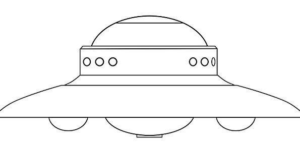 Alien Unfamiliar Interplanetary Ufo Space Spaceshi