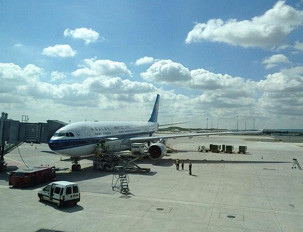 China Porcelain Traffic Transportation Air Midair