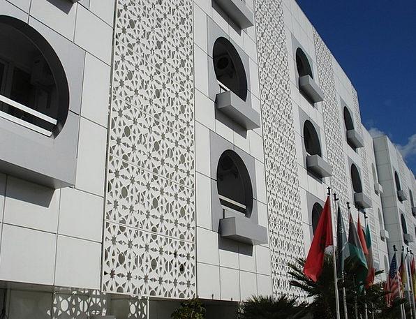 Casablanca Buildings Building Architecture Morocco