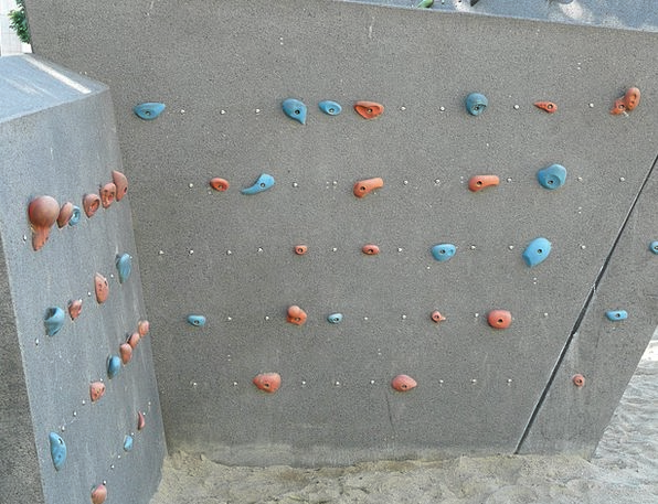 Climbing Wall Climb Hike Climbing Holds Handles Gr