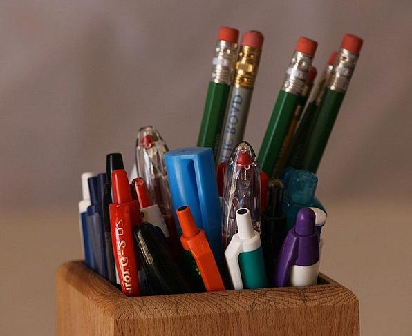 Pencils Writes Pencil Box Ink Pens Lead Clue Graph