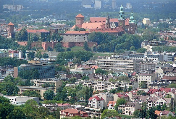 View Opinion Buildings Architecture Krakow Cracow