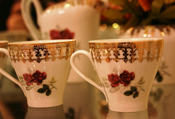Cup Of Coffee Porcelain China Porcelain Cup Decora