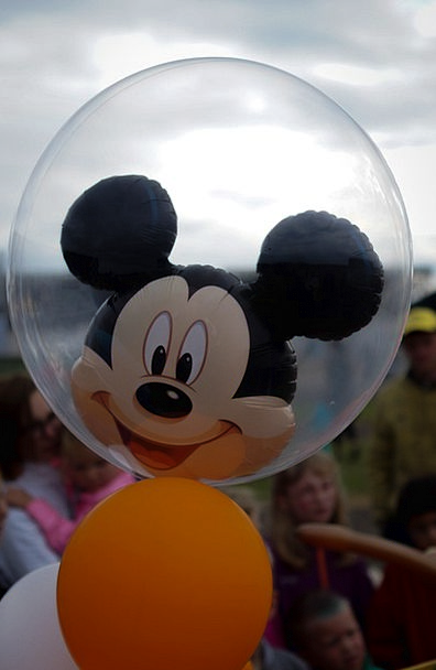 Mickey Mouse Inflatable Helium Balloon Funfair Chi