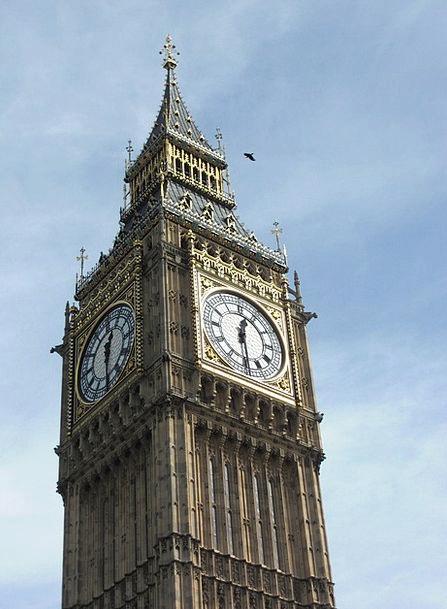 Big Ben Buildings Architecture England London Land