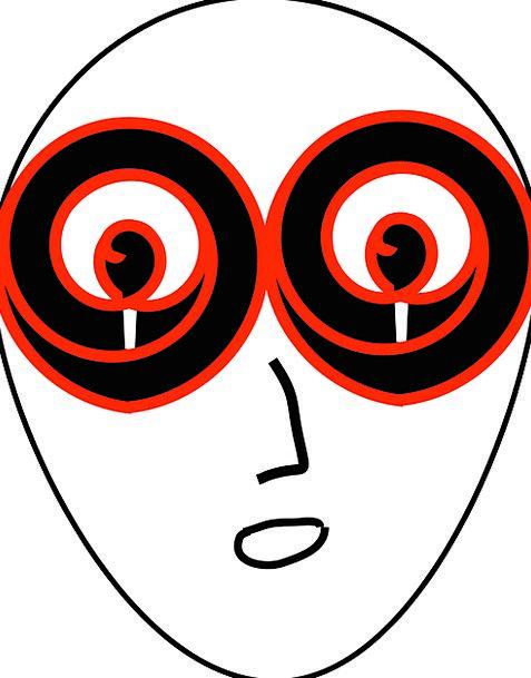 Face Dream Crazy Foolish Trance Alien Wild Rough S