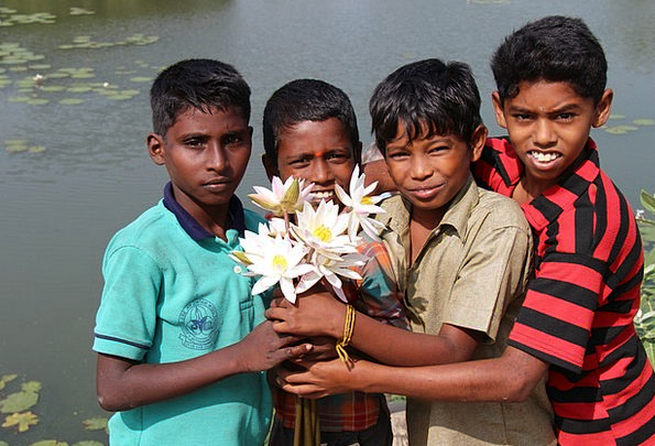Indians Broods Guys Peoples Children India Young P