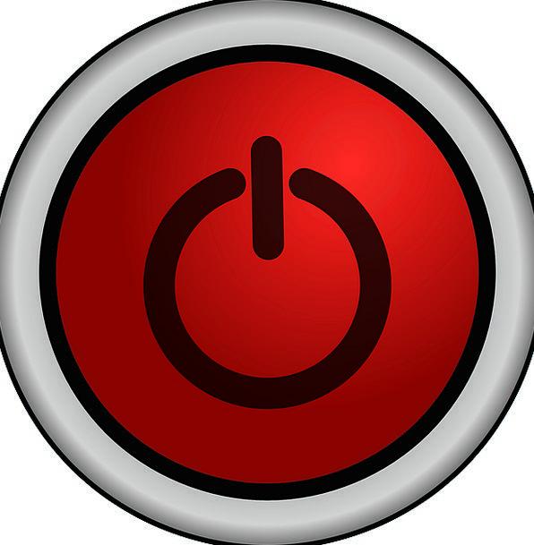 Power Button Communication Change Computer Power C