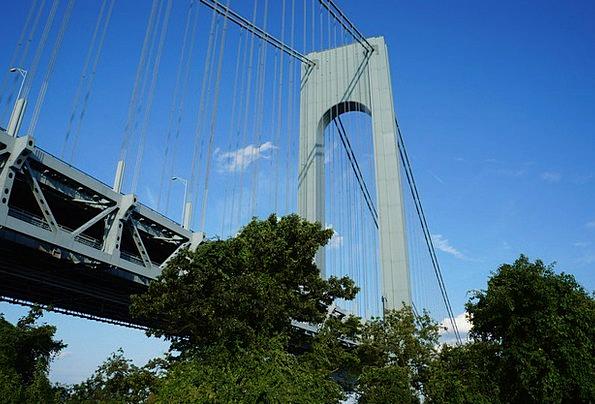 Bridge Bond Buildings Architecture Park Common New