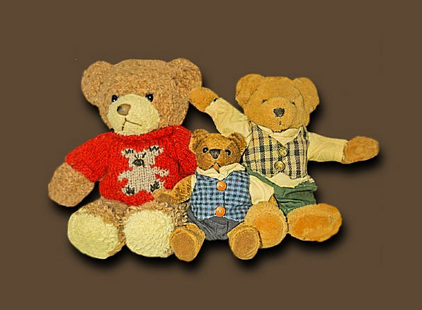 Bear Tolerate Dolls Soft Toy Teddy Toys Sweet Chil