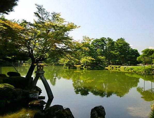Garden Plot Japan Japan Garden