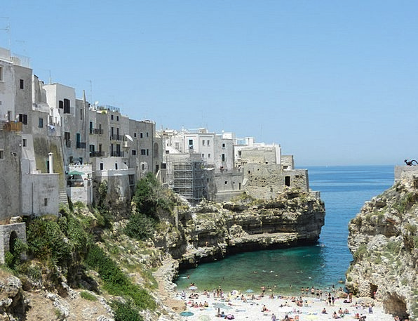 Puglia Landscapes Marine Nature Landscape Scenery