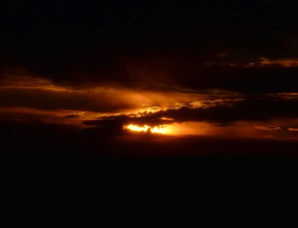 Sunset Sundown Vacation Spiritual Travel Mysteriou