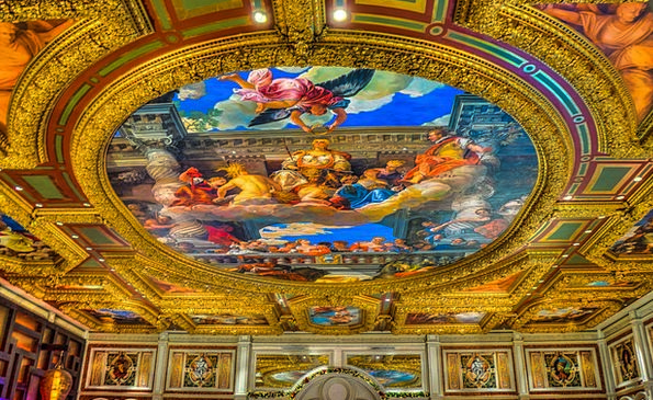 Venetian Buildings Maximum Architecture Artificial
