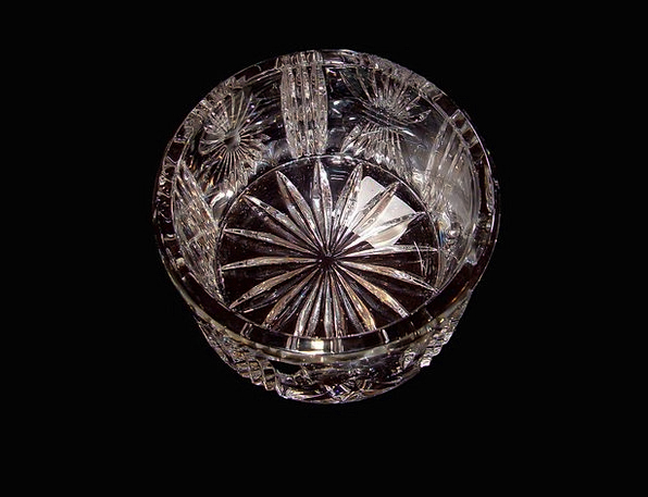 Crystal Bowl Glass Cut-glass Crystal Glass Crystal