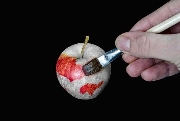 Idea Impression Drink Painting Food Transformation