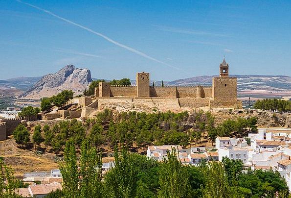 Andalusia Landscapes Nature Landscape Spain Histor