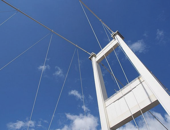 Severn Bridge Traffic Bond Transportation Suspensi