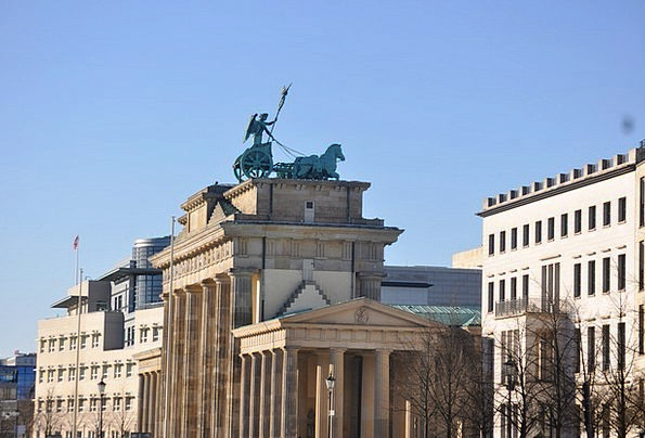 Brandenburger Tor Buildings Architecture Germany B