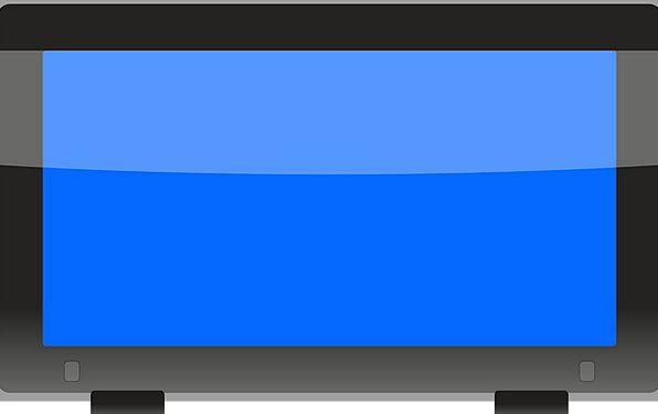 Monitor Screen Flat Level Lcd High Tall Digital Pl