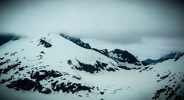 Alaska Landscapes Nature Mountains Crags Mendenhal