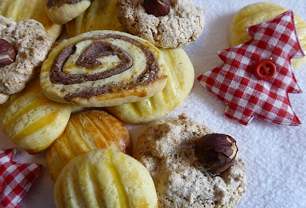 Pastries Pies Drink Food Cookie Christmas Food Swe