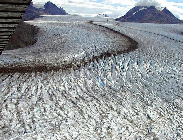 Glacier Landscapes Nature Usa Alaska Glacier Bay L