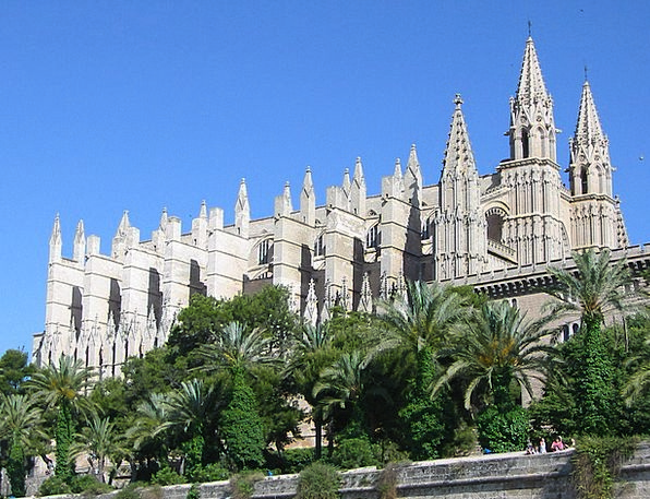 Cathedral Church Mallorca