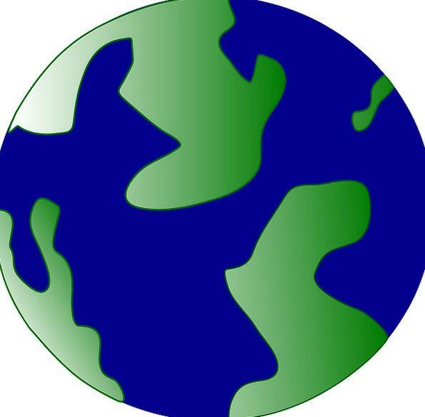 Globe Biosphere Map Chart World Orb Sphere Free Ve