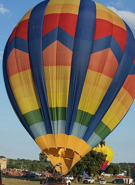 Hot Air Balloon Inflatable Canton Region Balloon H