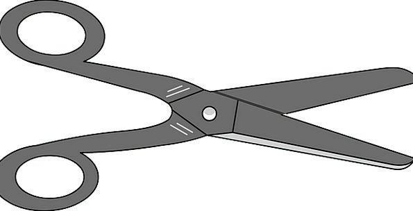 Scissors Fashion Censored Beauty Sharp Shrill Cut