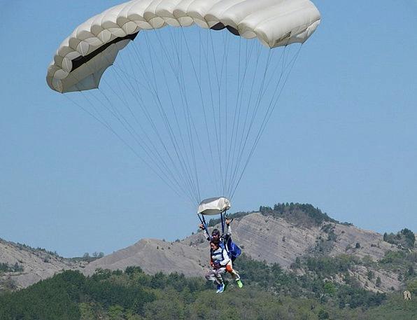 Paratrooper Hurdle Double Dual Jump Baptism Initia