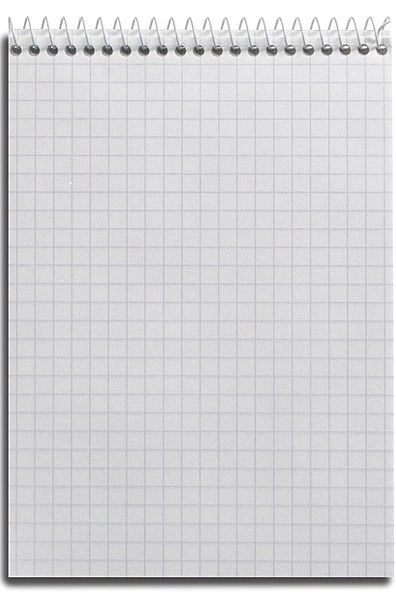 Notepad Pad Newspaper Note Letter Paper Office Wor