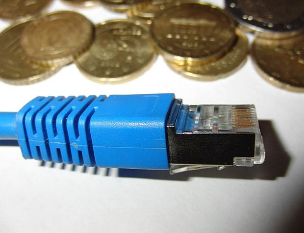 Power Cord Communication Chain Computer Connection