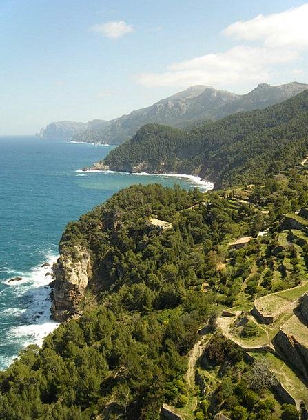 The Coast Landscapes Marine Nature Landscape Scene