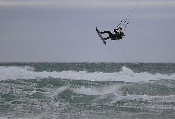 Kite Sport Diversion Kiting Take Off Impersonation