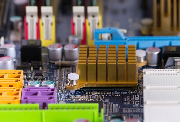 Processor Computer Heat Sink Cpu Components Coolin