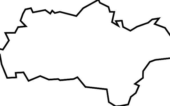 Andalusia Map Chart Spain Free Vector Graphics