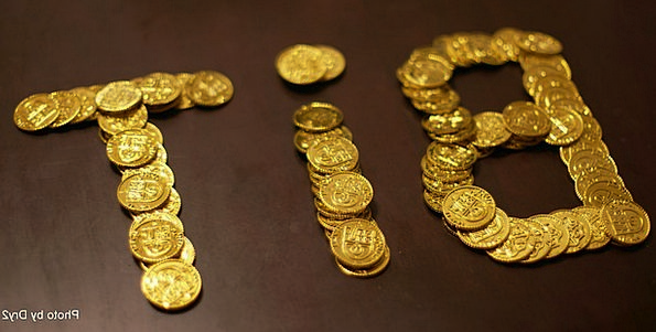 Bitcoin Finance Changes Business Gold Gilded Coins